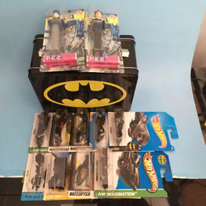 Batman Collectibles