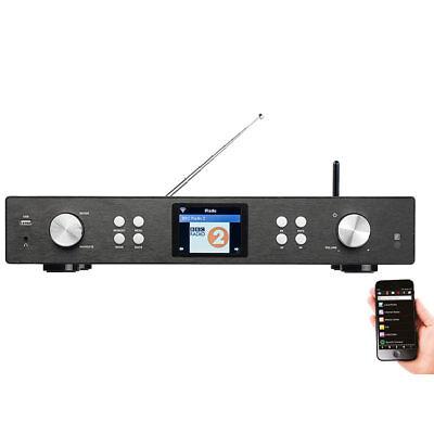 VR-Radio Digitaler WLAN-HiFi-Tuner mit Internetradio, DAB+, UKW, MP3, Streaming