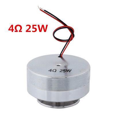 2inch 50MM 25W 4Ω Full-range Resonance Audio Speaker Bass Vibration Speaker wtt