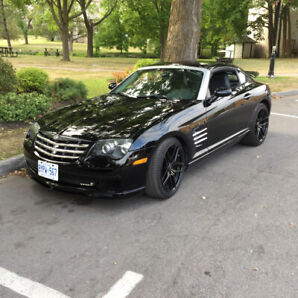 Chrysler Crossfire Srt6- Rare Mercedes Supercharged Engine