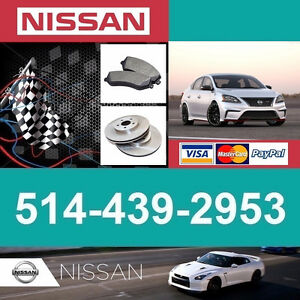 Nissan Sentra ► Freins et Disques • Brakes and Rotors