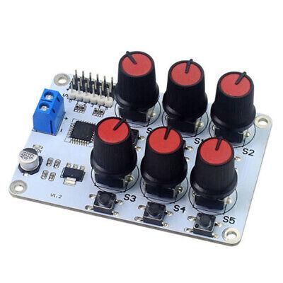6 Channels Servo Motor Controller Robot Servo Driver Contorller For Arduino