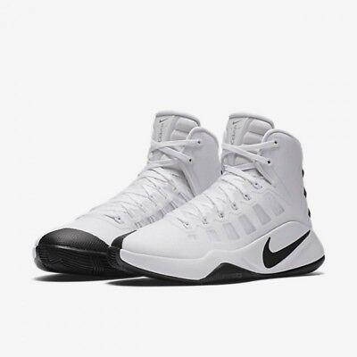 Nike HYPERDUNK 2016 High Flywire Basketball Shoes 844391 110 WOMAN 12 Fast Ship