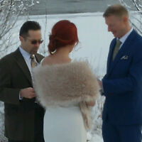 Fall or Winter Wedding? Yukon Marriage Commissioner-Glen King