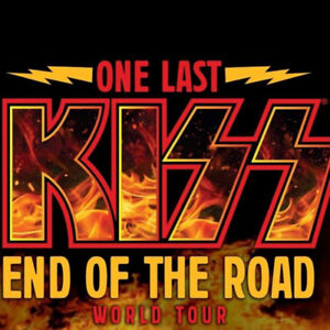 KISS TIX /REDS SECTION 122 ROW G/MARCH 19/SOLD OUT SHOW