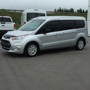 Ford Transit Connect Wagon 4dr Wgn XLT,PASSAGERS 2017