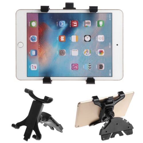"""Universal 360° In Car CD Slot Holder Mount Stand For 7-10"""""""
