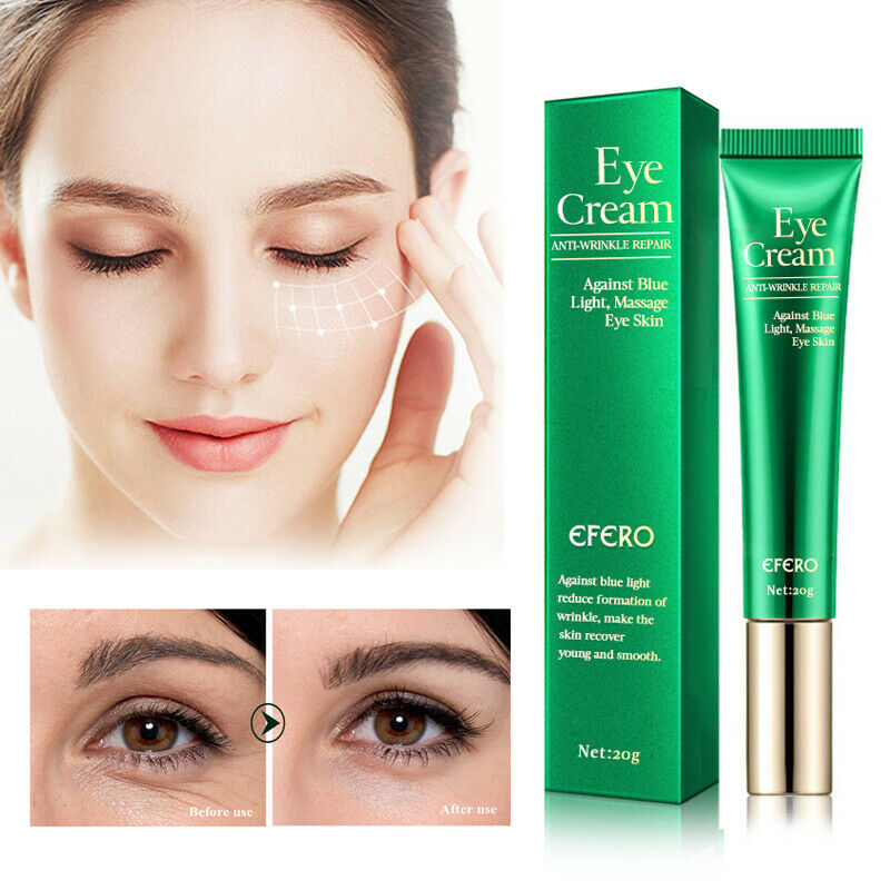 3pc Best 100 Under Eye Cream Remove Dark Circles Wrinkles Anti