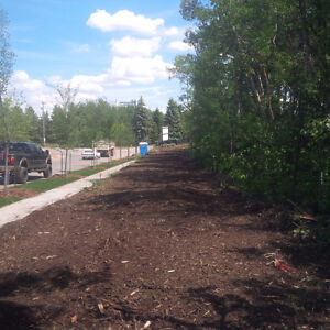 Mulching & Forestry Services Strathcona County Edmonton Area image 5