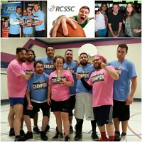 Play Co-ed, For-Fun, Adult Basketball with RCSSC this Fall!