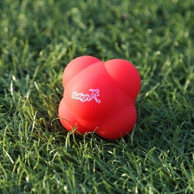 Sports Speed Agility Training Reaction Ball Reflex Skills Coordination Train US Baseball & Softball