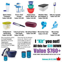 Cheap Tupperware! Amazing deal and opportunity!