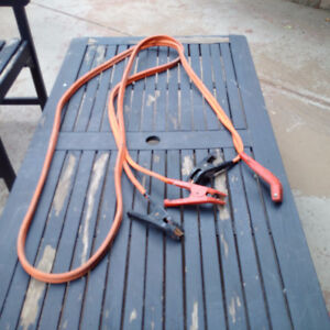Moving! Everything Must Go! Heavy Duty Jumper Cables