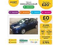 Ford Fiesta FROM £20 PER WEEK!