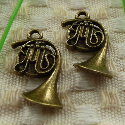 free ship 165 pieces Antique bronze nice charms 23x13mm S3877 for sale  China