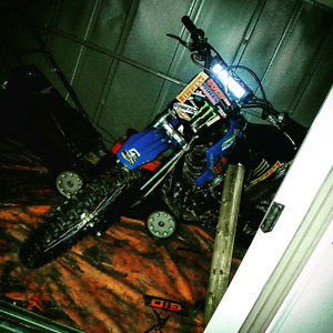 Iso and free or cheap unwanted dirt bike