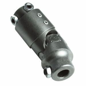 Borgeson 3/4-36 X 3/4 Smooth Bore Steel U-Joint - (BG013464)