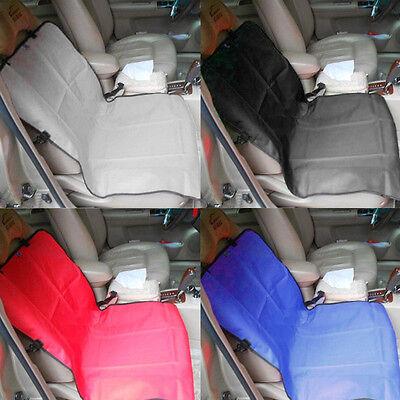 Nylon Dog Car Rear Back Blanket Cushion Seat Cover Protector Pet Mat