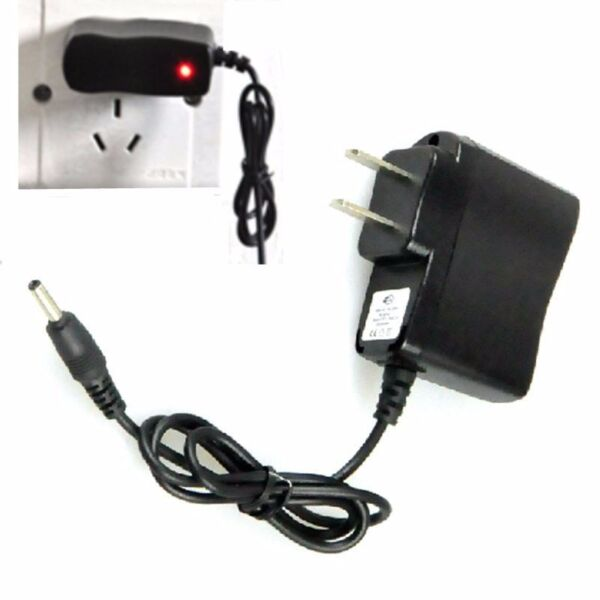 AC 100V-240V Converter Adapter DC 5V 1A 1000mA 3.5/1.35mm for USB hub and many others.