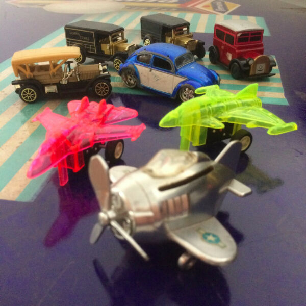CLEARANCE : Matchbox Toy Planes & Cars