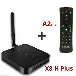 MINIX NEO X8-H Plus Android 4.4 XBMC Smart TV Box Amlogic S812-H