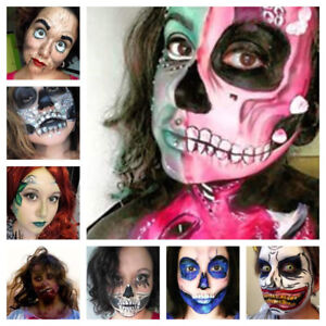 Halloween and Party Face Painting