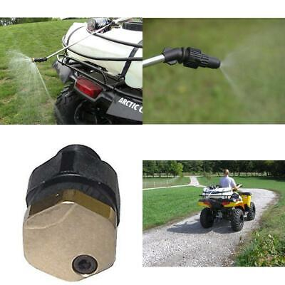 Universal Boomless Sprayer Nozzle 3 Gpm 22ft For Large Lawns