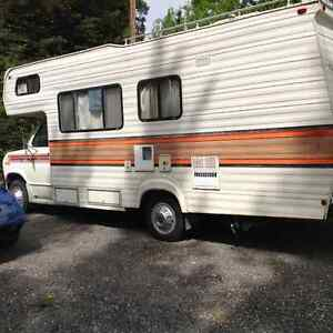 1979 Ford motor home