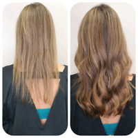 Master Extension Technician & Experienced Hair Stylist
