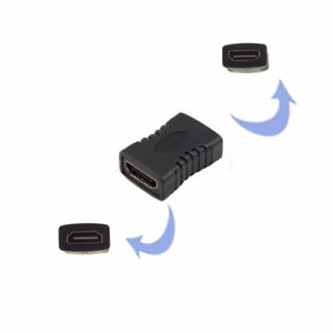 NEW - HDMI Coupler Adapter - Female to Female