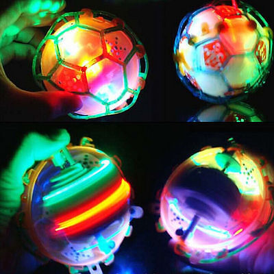 LED Jumping Fusion Ball Dancing Vibrating Flashing Blinking Toy