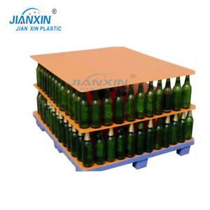 PP Corrugated Plastic Bottle Layer Pads /Bottle Pad Pallet/Parti