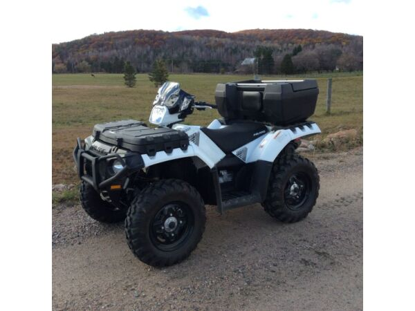 Used 2015 Polaris Sportsman 850 HO EFI