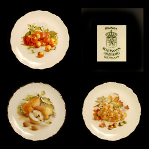 Bavarian Plates ...... Set of 3