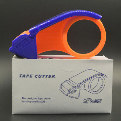 1pc Portable Tape Gun Dispenser Packing Packaging Sealing Cutter Tool Pack Q