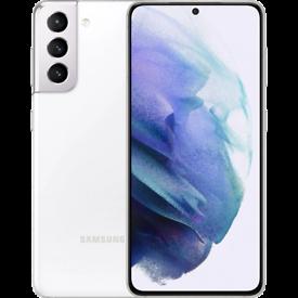 Samsung s21 5g in white