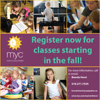 Music for Young Children; piano lessons