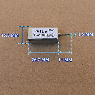 Dc 5v 6v 9v 12v 17000rpm High Speed Precious Metal Brush Ff-050sh Motor Diy Av