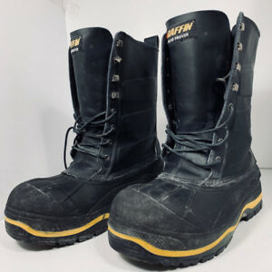 BAFFIN - security boots - WINTER - men size 11  ( -40 DEGREE )