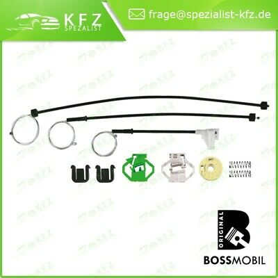 Bossmobil Seat CORDOBA Vario window lifting system, front left repair set
