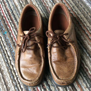ARNOLD PALMER | MEN'S Casual Leather Shoes - Size 8.5 US