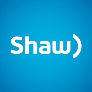 Unlimited Internet & TV - Shaw - $79.99/month