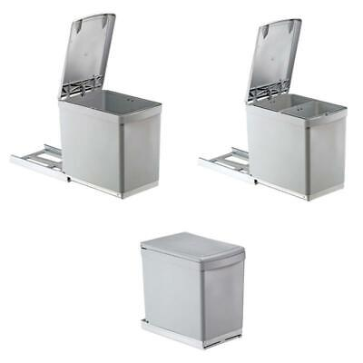 Einbau Abfallsammler Abfalleimer Mülleimer Küche Wesco Mülltrennung  Müllsammler
