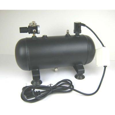 Airbrush System (Kompressor Airbrush 5.3L airtank system Lufttank Abschaltautomatik Sparmax)