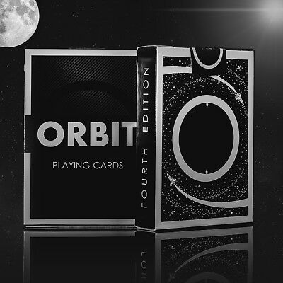 Mazzo di carte Orbit Deck V4 Playing Cards - Carte da gioco - Giochi di Magia
