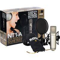 microphone de studio RODE NT1-A