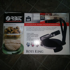 roti maker(tortila)roti king