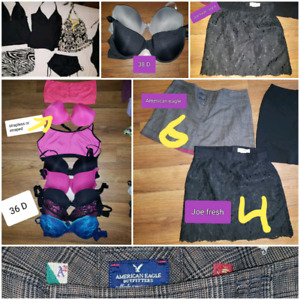 Tons of ladies clothing