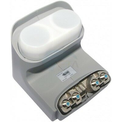 10 DishPro Plus QUAD LNB LNBF DP DPP Pro BELL NEW for sale  Canada