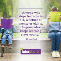 Tutor - One on One in home for all Ages, Grades and Subjects